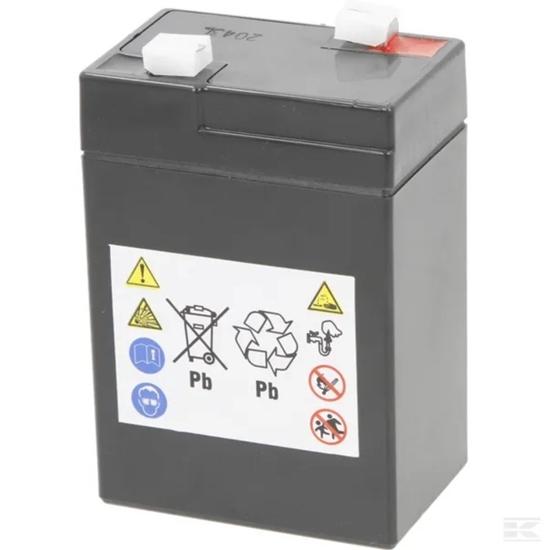 Baterija 6v 4Ah